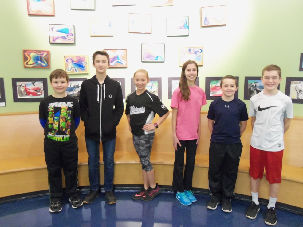 6th Graders Complete FBI Course!